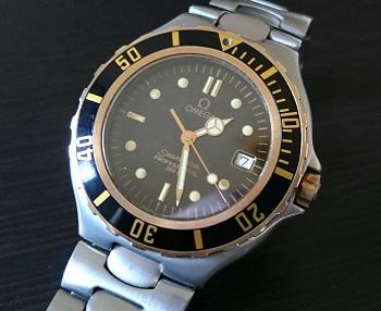 オメガ シーマスタープロ200 K18コンビ時計買取.png