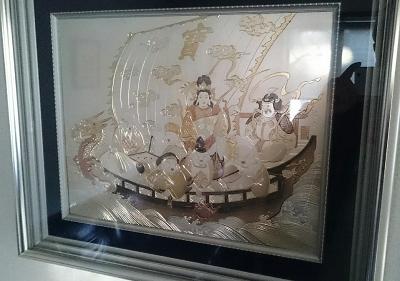 七福神の銀製品買取品.png