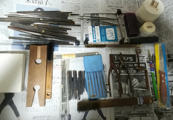 彫金工具一式を買取.png
