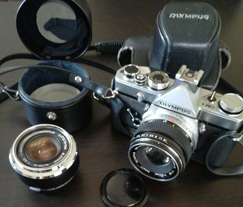 オリンパス一眼レフカメラ OM-1買取.png