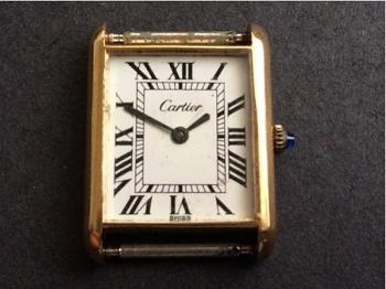 カルティエ マストタンク時計買取.png