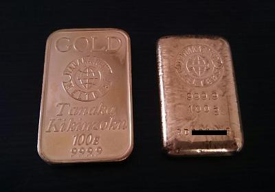 田中貴金属の金インゴット100g.png