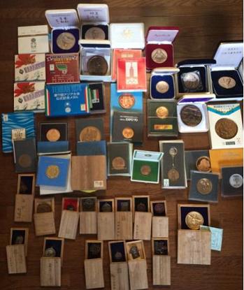 記念メダル 大量買取.png
