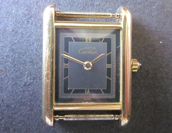 Cartierタンク腕時計レディース.png