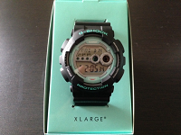 G-shock XLARGE GD-100買取.png
