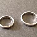 プラチナ結婚指輪を宅配買取