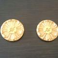 純金K24襟章買取