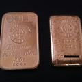 田中貴金属の金インゴット100g×2個買取