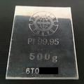 【プラチナ買取】 田中貴金属プラチナインゴット500g