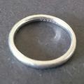【プラチナ結婚指輪買取】 Pt950マリッジリング