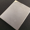 Pt999.5プラチナインゴット500g買取|買取金額 1,822,500円