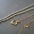 18金のネックレス・指輪を買取|埼玉県川口市