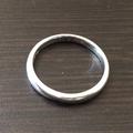 Pt900プラチナ結婚指輪 4.5g買取|買取価格 13,536円