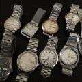 セイコー「SEIKO」時計をまとめて買取