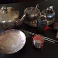 銀のティーポット・銀杯・花瓶買い取り|神奈川県鎌倉市