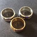 K18とSV925の指輪を宅配買取 40,831円|岡山県倉敷市