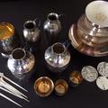 純銀製の銀杯・徳利・お猪口など酒器買取|さいたま市浦和区