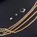 K18ネックレス・K18指輪・金歯を宅配買取