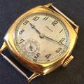 アンティーク【GRUEN】グリュエン手巻き時計買取