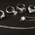 プラチナ ダイヤリング・ネックレスを買取|埼玉県さいたま市