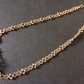 K18/Pt850コンビのネックレス買取|東京都葛飾区のお客様