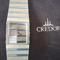 セイコー クレドール18金無垢の時計を買取