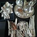 銀食器や銀カトラリーを買取