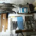 彫金工具一式を買取ました|神奈川県のお客様