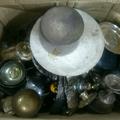 銀杯・トロフィー・銀皿・銀屑を大量に買取ました