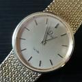 オメガ Devil K18YG金無垢時計を買取