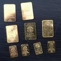 1g/0.3g純金インゴット 合計6.2g買取