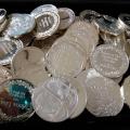フランクリンミント社製 銀貨を宅配買取