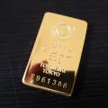 徳力 純金インゴット30gを買取|184,890円