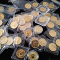 K24 1/10オンス メープルリーフ金貨を買取