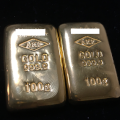 AKK純金インゴット100g×2本を買取